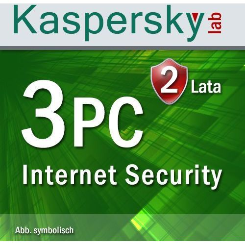 Kaspersky Internet Security Multi Device 2016 3 PC 2 lata - oferta (0579d8af0f133658)