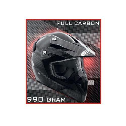 Kask ROCC 729 Full Carbon z kat.: kaski motocyklowe