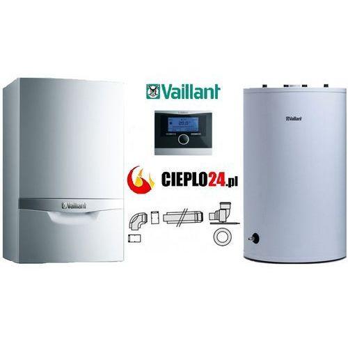 Towar  ecoTEC VC Plus 146/5-5 + VIH R 120 + calormatic 470 + komin pakiet 1 kod 0010011711-7RS z kategorii kotły gazowe