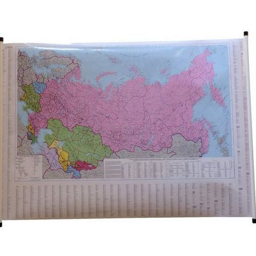Europa Wschodnia. Mapa ścienna drogowa 1:2 mln / 1:8 mln wyd. , produkt marki Freytag&Berndt
