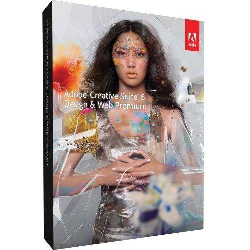 cs6 design and web premv. 6 win english retail od producenta Adobe