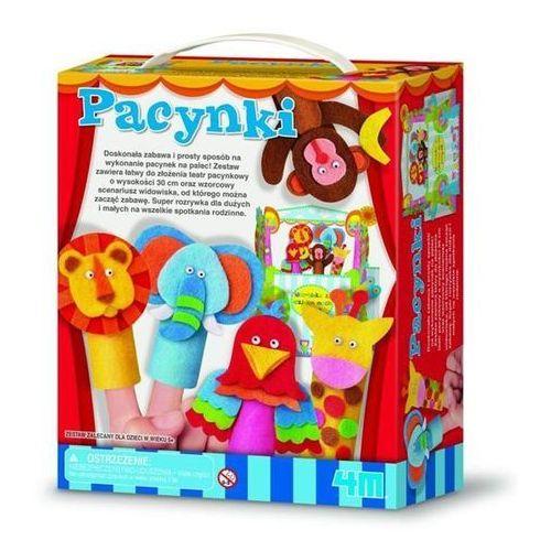 Oferta ZRÓB TO SAM PACYNKI - 4M 4575 (pacynka, kukiełka)