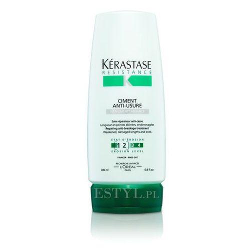 Kerastase Ciment Anti-Usure - Cement odbudowujący [1-2] 200ml - produkt z kategorii- odżywki do włosów