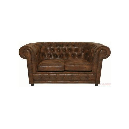 Mountain Chalet Sofa Oxford 2 Osobowa Vintage Eco (73740), Kare Design