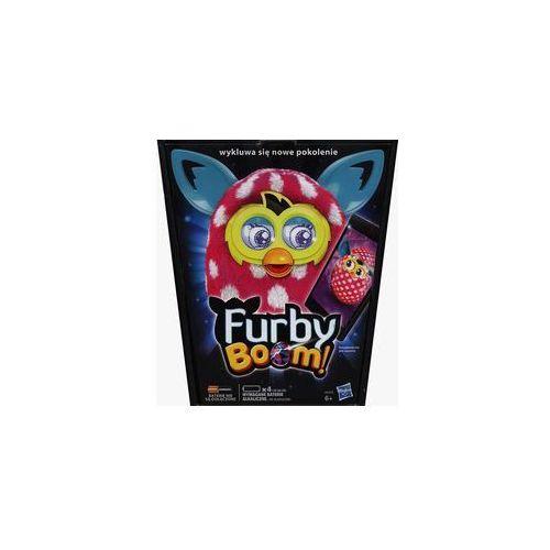 Furby Boom Sunny Różowy w białe kropki - produkt dostępny w RAVELO