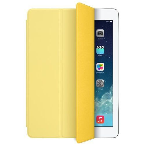 Apple iPad Air Smart Cover Żółty, kup u jednego z partnerów