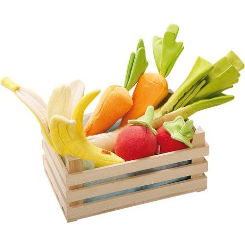 Warzywa w skrzynce  HB3818, Haba z tublu.pl