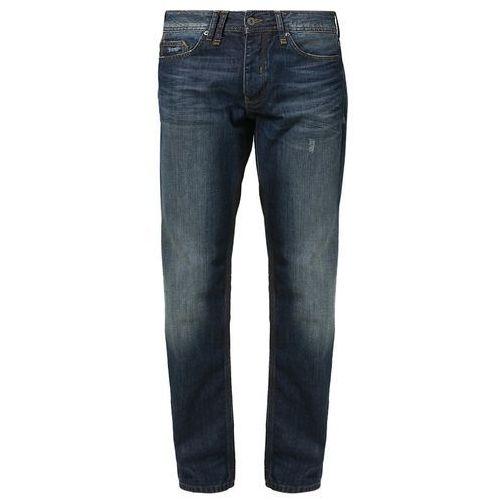 Produkt z kategorii- spodnie męskie - Bench WAH WAH Jeansy Straight leg niebieski