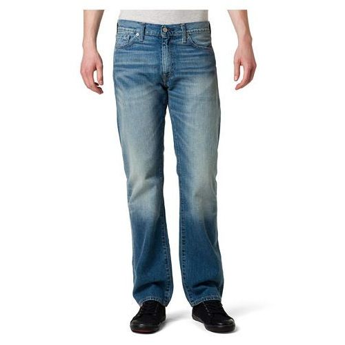 Produkt z kategorii- spodnie męskie - Levi's® 29990 504 New Regular Straight Fit Sky Is The Limit