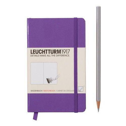 Szkicownik Pocket Leuchtturm1917 gładki fioletowy 344656 - oferta [2527662e754575c9]