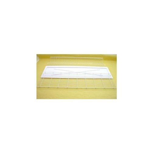 Produkt z kategorii- suszarki do naczyń - Ociekacz lakierowany meblowy 60cm+rynna