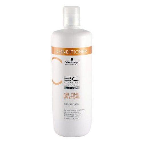 Schwarzkopf BC Cell Perfector Q10 Time Restore Conditioner 1000ml W Odżywka do włosów - produkt z kategorii- odżywki do włosów