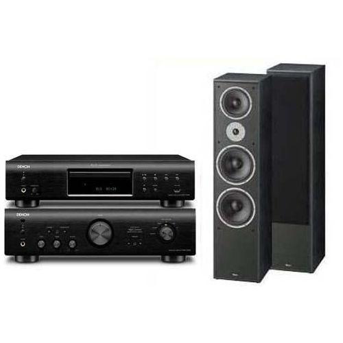 Artykuł DENON PMA-720 + DCD-720 + MAGNAT SUPREME 2000 z kategorii zestawy hi-fi
