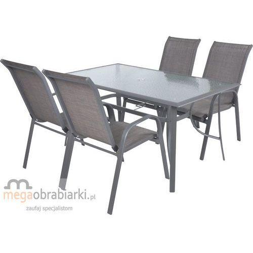 Produkt HECHT Zestaw mebli ogrodowych Sofia Stół + 4 krzesła RATY 0,5% NA CAŁY ASORTYMENT DZWOŃ 77 41