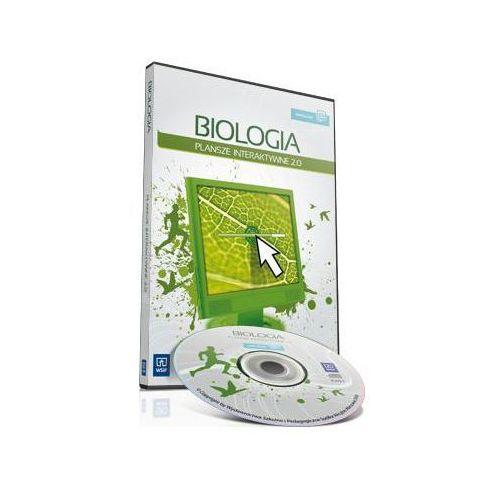 Biologia. Plansze interaktywne 2.0. Gimnazjum
