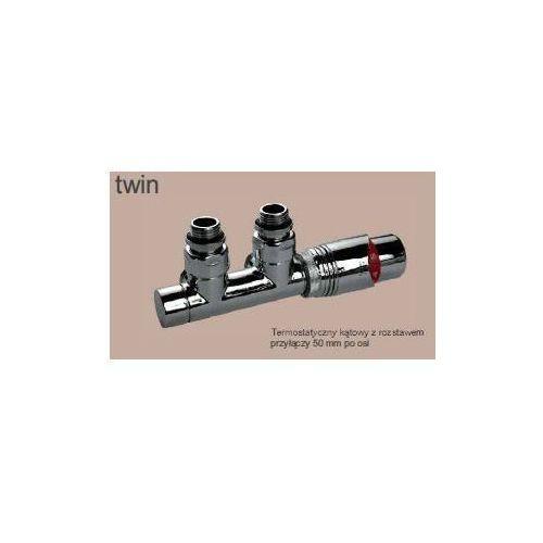 Zawór termostatyczny grzejnikowy TWIN