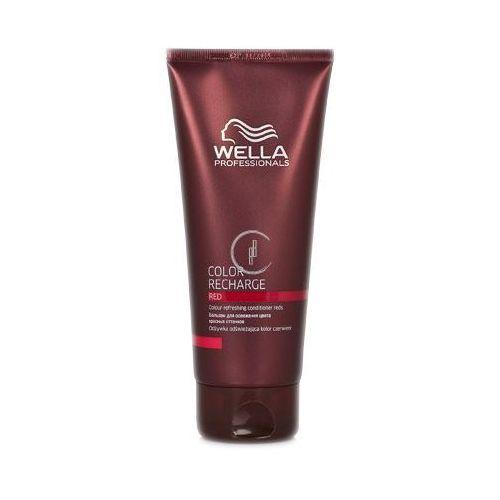 Wella COLOR RECHARGE RED CONDITIONER Odżywka przedłużająca trwałość koloru (kolor czerwieni) - produkt z kategorii- odżywki do włosów