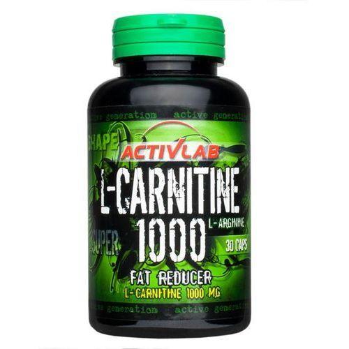 L-carnitine 1000 / negocjuj cenę wyprodukowany przez Activlab