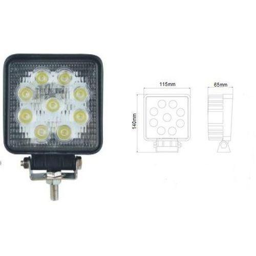 Lampa robocza 27W PULSARI LED 9V-32V z kategorii oświetlenie