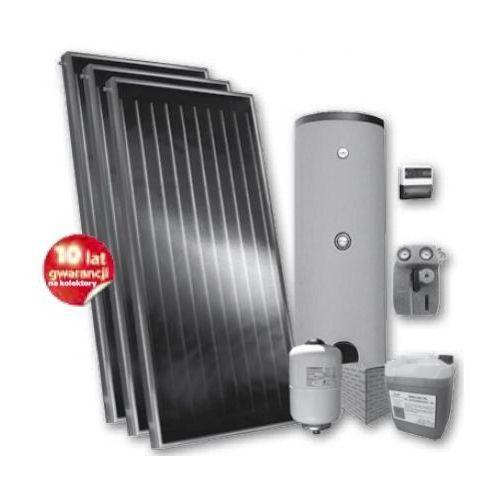 Oferta Immergas IMMERSOLE SUPER 3 x 2.0 + 300 INOX - zestaw solarny z kat.: ogrzewanie