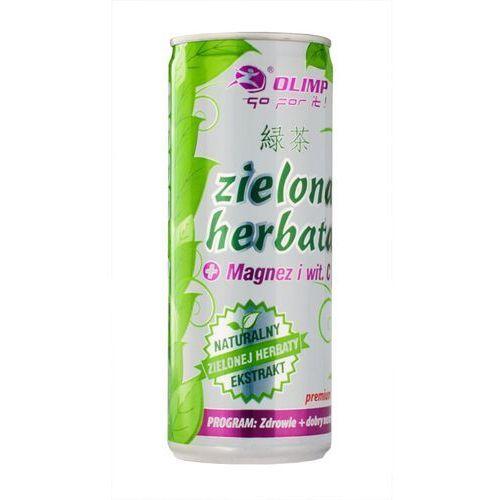 Zielona herbata z magnezem i witaminą c 250 ml wyprodukowany przez Olimp