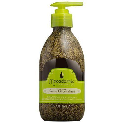 Macadamia Healing Oil Treatment - Naturalny olejek do włosów 300ml - produkt z kategorii- odżywki do włosów