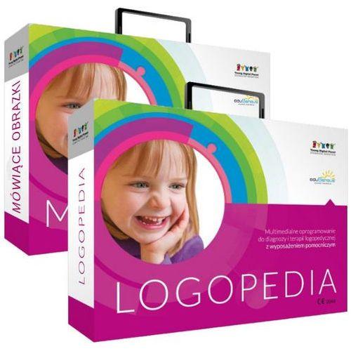 Produkt z kategorii- pozostałe oprogramowanie - Pakiet: Logopedia Podstawowy + Mówiące obrazki