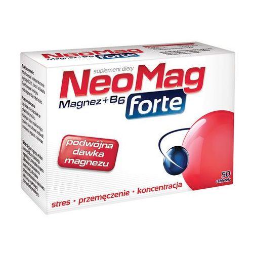 NEOMAG FORTE TABL.*30, postać leku: tabletki