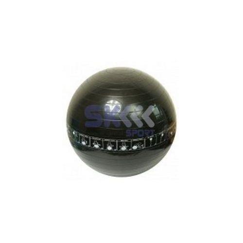 Piłka gimnastyczna Trainer 65 - Czarny, produkt marki Athletic24