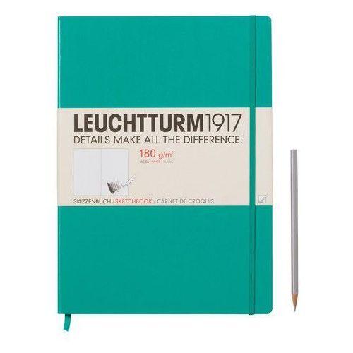 Szkicownik Master Leuchtturm1917 gładki szmaragdowy 345005 - oferta [25c4622375257508]
