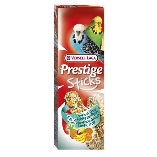VERSELE LAGA - PRESTIGE STICKS BUDGIES EXOTIC FRUIT 60g
