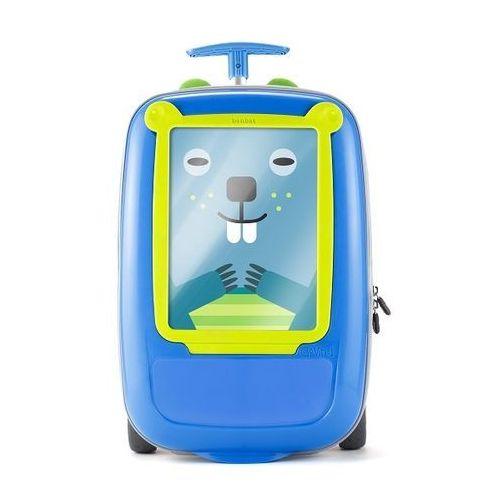 Walizka Benbat Go Vinci Blue GV424 - produkt dostępny w tublu.pl