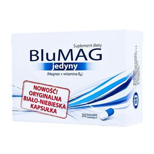 BluMag Jedyny x 30 tabl., postać leku: kapsułki