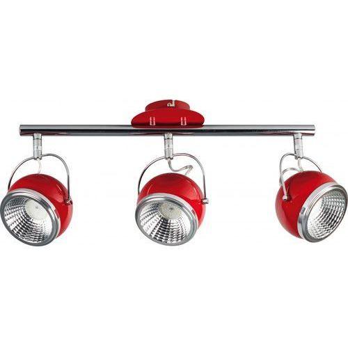 Spot SPOTLIGHT Ball 2686386 Czerwony + DARMOWA DOSTAWA + BRAK OPŁATY ZA FORMY PŁATNOŚCI z kategorii oświetlenie