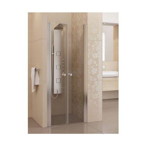 Oferta Drzwi prysznicowe 80 Soleo New Trendy (D-0042A) (drzwi prysznicowe)