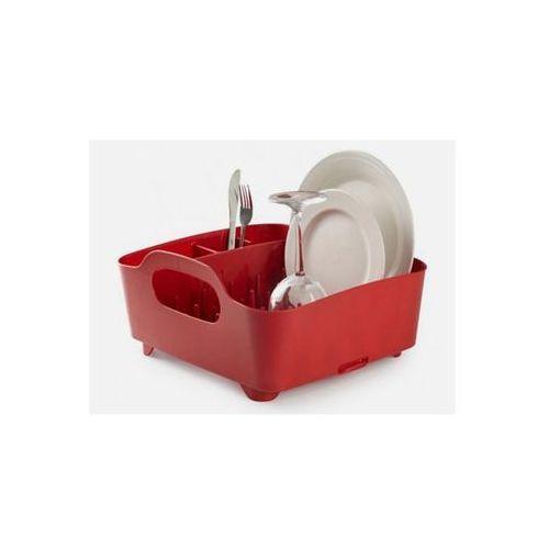 Ociekacz Tub czerwony umbra 330590-505 - produkt z kategorii- suszarki do naczyń