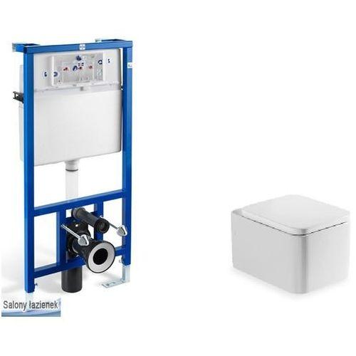 Produkt z kategorii- pozostałe artykuły hydrauliczne - Zestaw podtynkowy PRO + miska WC podwieszana Element