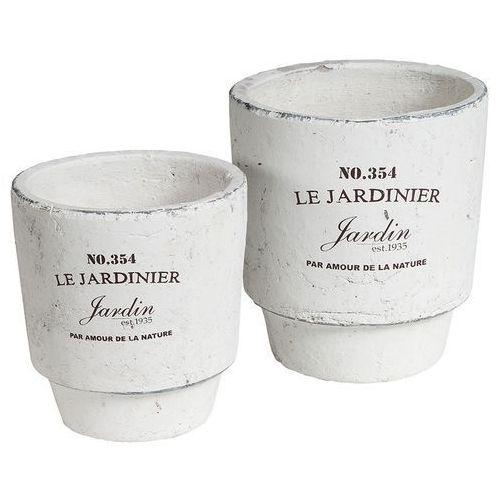 Produkt Osłonka Simple Le Jardinier M, marki Kolekcja Belldeco