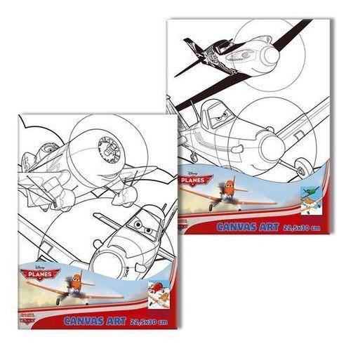 Podobrazie do malowania STARPACK 283113 z akcesoriami Samoloty - oferta [05d4eb0c21d29605]
