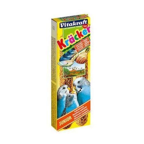 kolba dla papużki falistej Junior z wapniem, Vitakraft