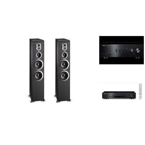YAMAHA A-S301 + CD-N301 + JBL ES80 - Tanie Raty za 1%