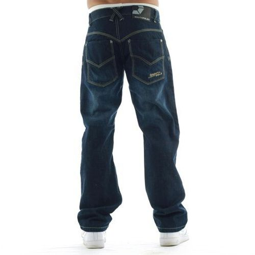 spodnie SOUTHPOLE - Denim Straight Fit (808-432) rozmiar: 28 - produkt z kategorii- spodnie męskie