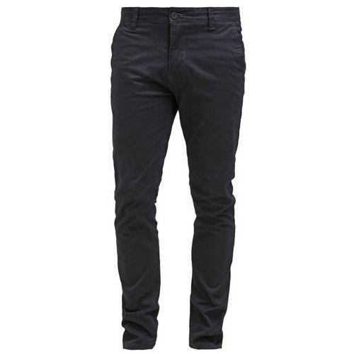 Minimum NORDEN Chinosy dark navy - produkt z kategorii- spodnie męskie