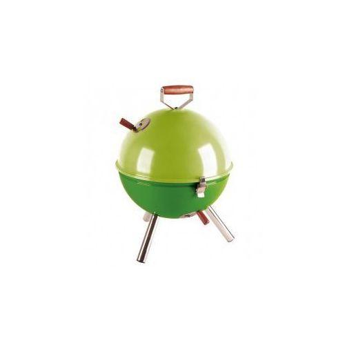 Grill okrągły zielony Mini BBQ, produkt marki Contento