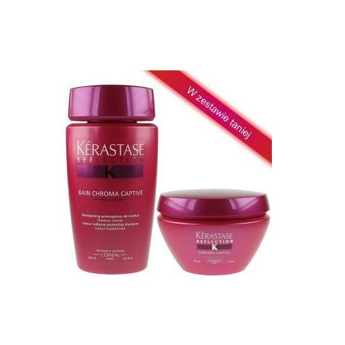 Produkt z kategorii- pozostałe kosmetyki do włosów - Kerastase Włosy farbowane
