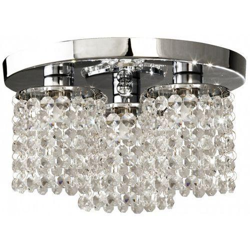 Plafoniera CANDELLUX Royal 98-08810 Chrom + Kryształki + DARMOWA DOSTAWA! z kategorii oświetlenie