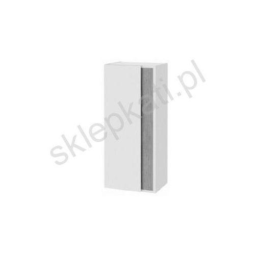 CERSANIT LIMA półsłupek, kolor BIAŁY POŁYSK S563-006-DSM - produkt z kategorii- regały łazienkowe