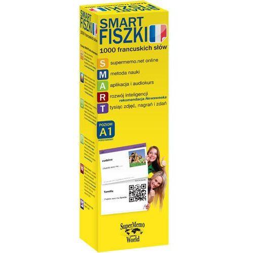 SmartFiszki Francuskie - słownictwo poziom A1