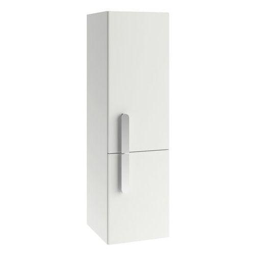 RAVAK Słupek boczny SB Chrome 350 L biały+biały połysk X000000542 - produkt z kategorii- regały łazienko
