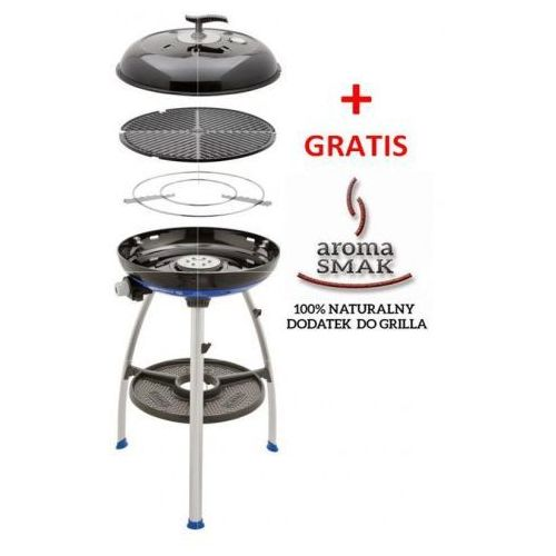 Grill gazowy CARRI CHEF 2 BBQ+GRATIS od kamai24.pl
